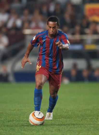 Los 10 mejores fichajes del Barcelona: Ronaldinho