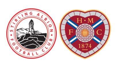 Stirling Albion vs Hearts Prediction