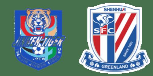Tianjin Tigers vs Shanghai Shenhua Prediction