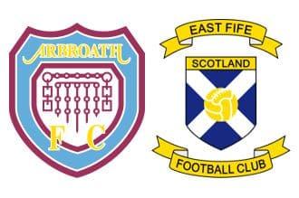arbroath vs east fife prediction