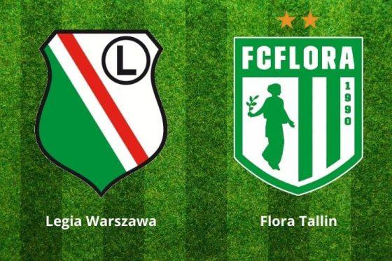 Legia Warszawa – Flora Tallin typy