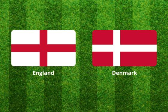Pronóstico Inglaterra - Dinamarca