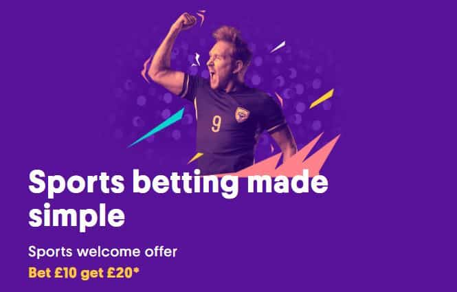 """Casumo Sports review [auto_last_update format=""""Y"""" before=""""""""]: £20 Free bet exclusive offer"""