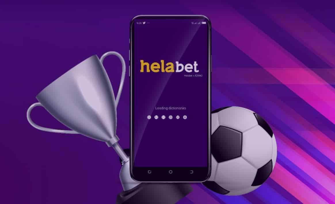 Helabet promo code for Mobile