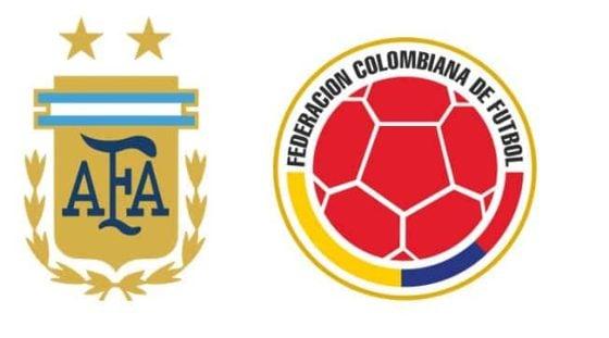 pronostic argentine colombie
