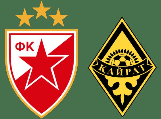 red star belgrade vs kairat prediction