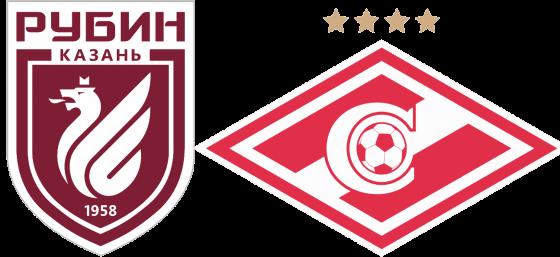 rubin kazan vs spartak moscow prediction