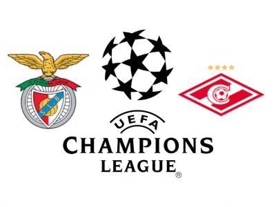 Benfica vs Spartak Moscow Prediction