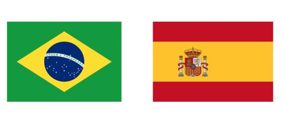 pronóstico Brasil - España