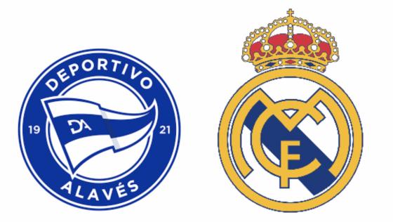 Deportivo Alavès - Real Madrid Pronóstico