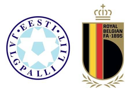 Estonia - Belgio