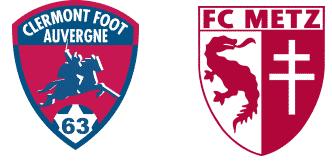 Clermont vs Metz