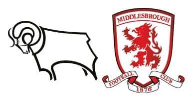 Derby vs Middlesbrough Prediction