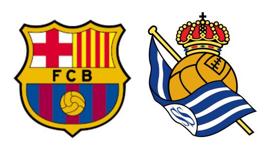 Barcelona - Real Sociedad pronóstico