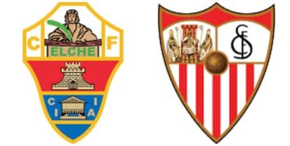 Elche vs Sevilla Prediction