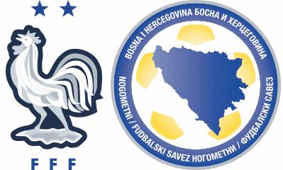 France vs Bosnia-Herzegovina