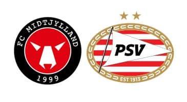 Midtjylland vs PSV Prediction