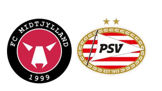 Pronostic Midtjylland - PSV