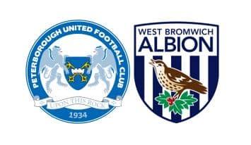 Peterborough vs West Brom Prediction