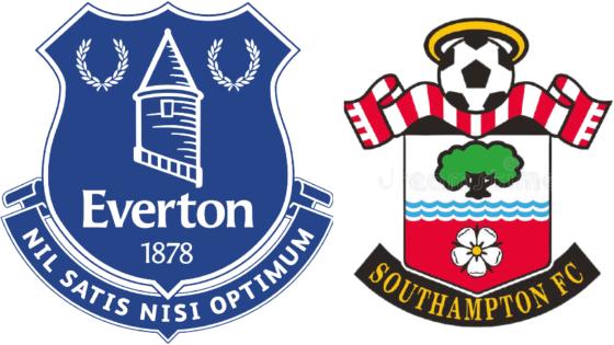 Everton Southampton-typy