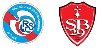 Strasbourg vs Brest