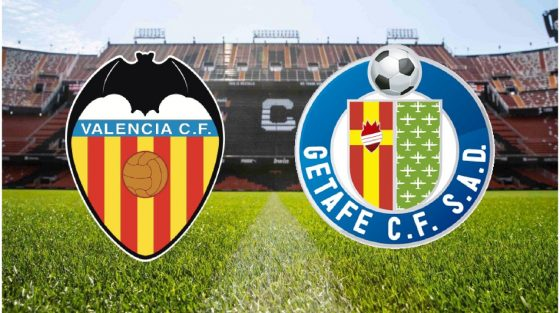 Valencia CF vs Getafe CF Pronóstico