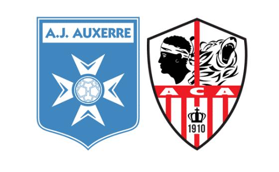 Pronostic Auxerre – AC Ajaccio