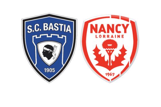 Pronostic Bastia - Nancy