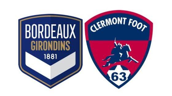 Pronostic Bordeaux - Clermont