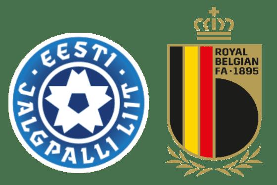 estonia vs belgium prediction