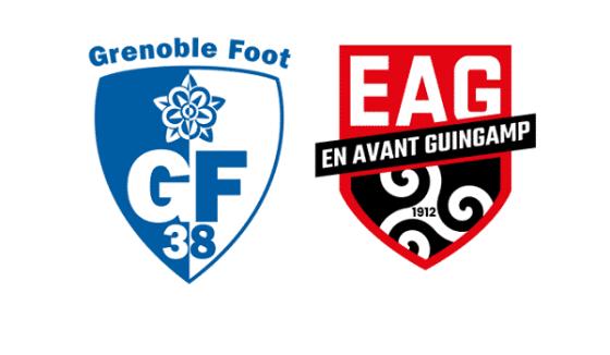 Pronostic Grenoble - Guingamp