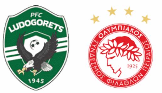 Pronostic Ludogorets - Olympiakos