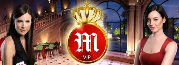 mansion casino vip bonuses