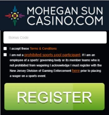 Mohegan Sun Bonus Code: Apply it today and get the 4-figure welcome deal!