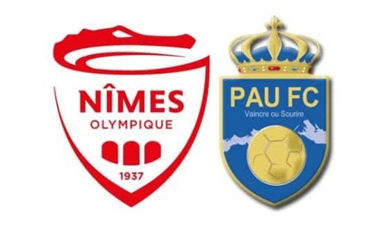 Pronostic Nîmes - Pau