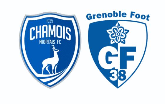 pronostic Niort - Grenoble