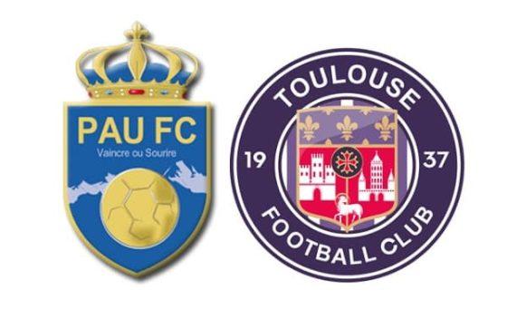Pronostic Pau – Toulouse