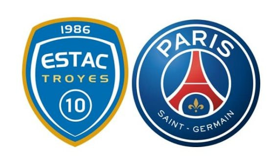 Pronostic Troyes – PSG