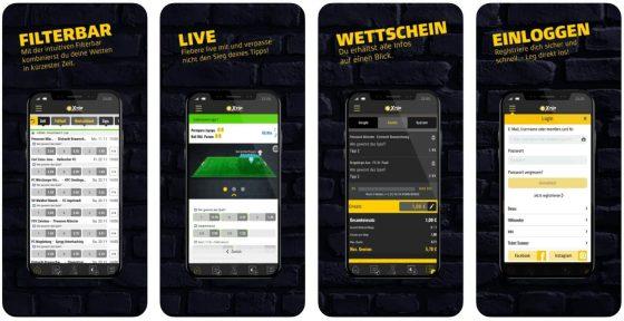 merkur sports app