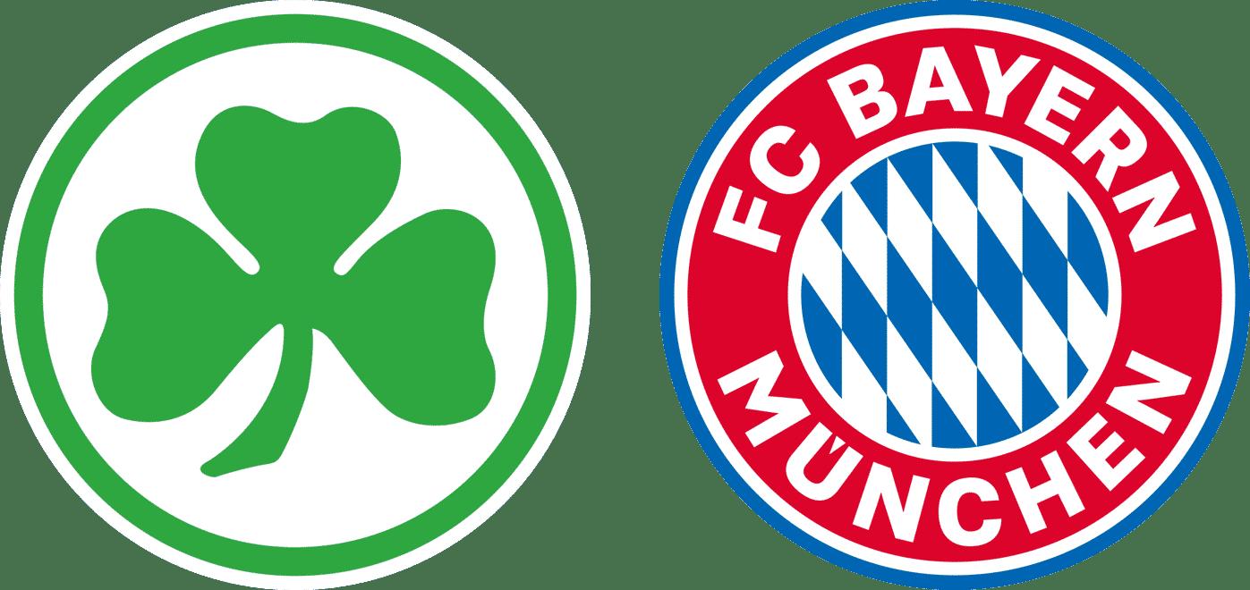 Greuther Fürth - Bayern München Tipp und Prognose (24/09/2021)
