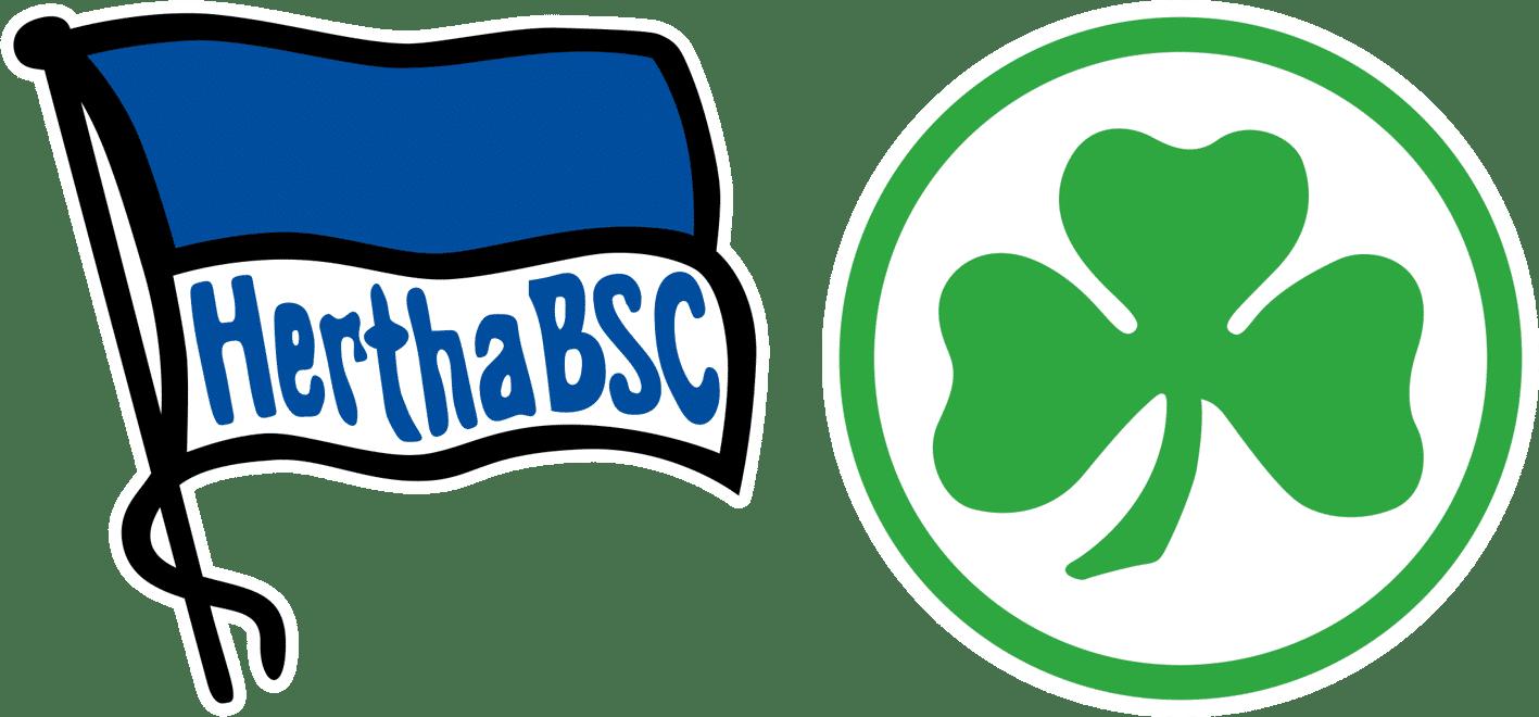 Hertha Berlin - Greuther Fürth Tipp und Prognose (17/09/2021)
