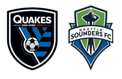 SJ Earthquakes vs Seattle Sounders Prediction