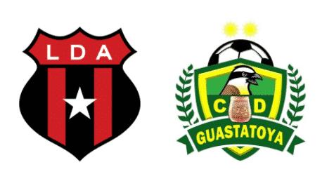 Alajuelense vs Guastatoya Prediction
