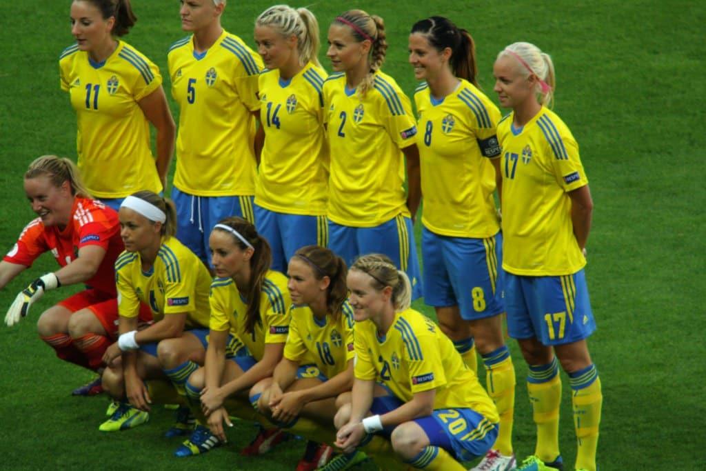 Fotbolls VM för damer i 1995
