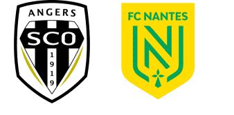 Angers vs Nantes