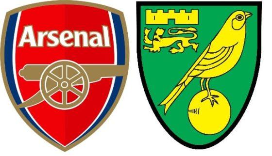 Arsenal - Norwich tippek