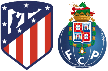 Atletico Madrid vs Porto