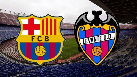 Barcelona - Levante Pronóstico