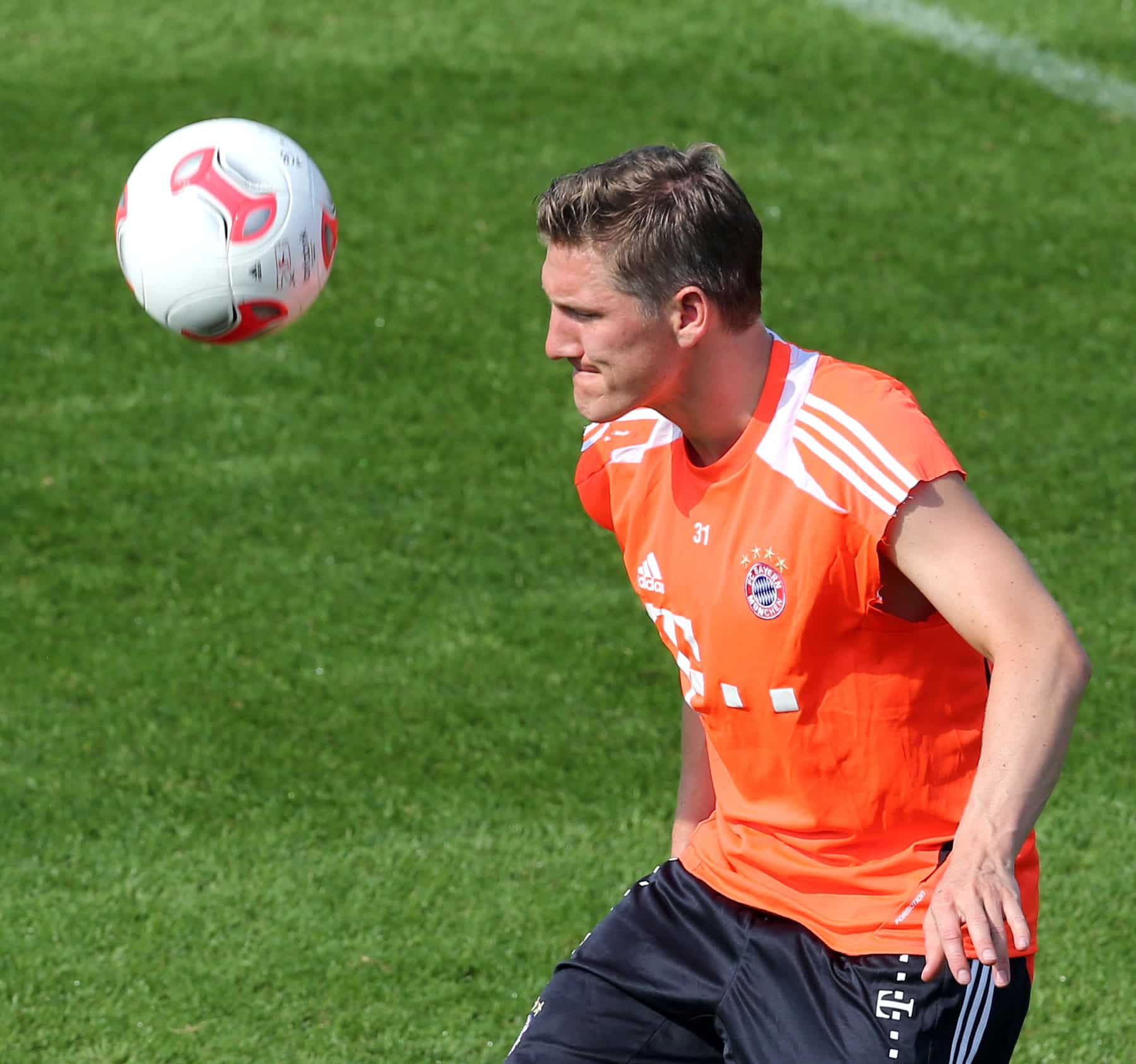 Former EPL Players who played in the MLS: Schweinsteiger