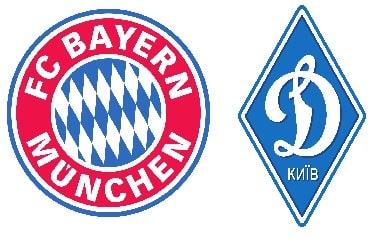 Bayern München - Dinamo Kijev tipp